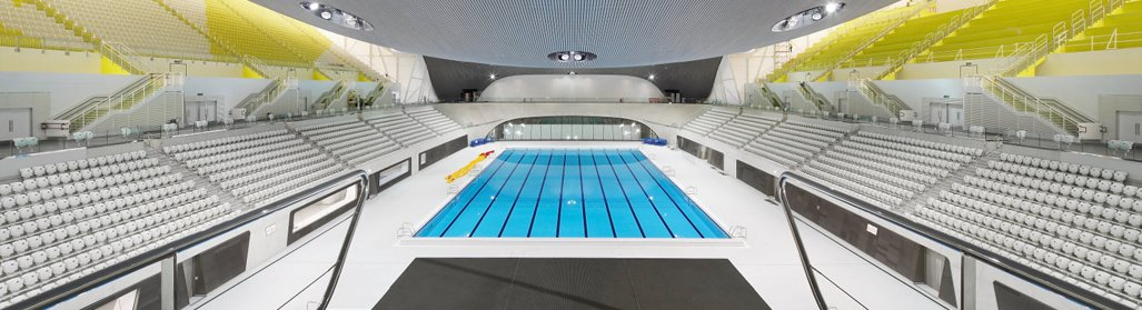 ARDEX Tiling Adhesive used at London Olympic Pool